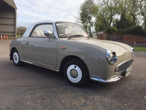 Nissan Figaro Cars - for Sale at Figaro Club - Classic Cars